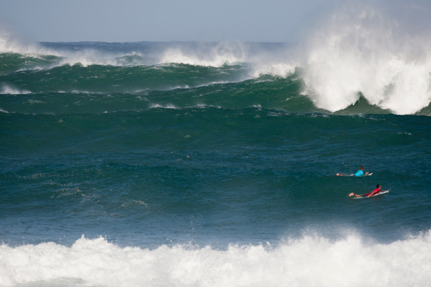 Vans World Cup of Surfing 2011, Sunset Beach, Hawaii. Foto: © ASP / Cestari.
