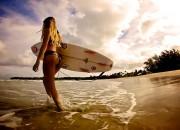 Alana Blanchard, Hawaii. Foto: Reprodução.