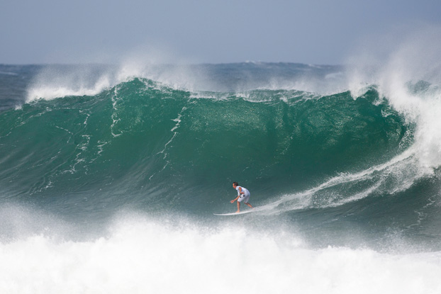 Caio Ibelli, Vans World Cup of Surfing 2011, Sunset Beach, Hawaii. Foto: © ASP / Cestari.