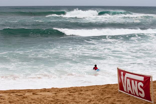 Vans World Cup of Surfing 2011, Sunset Beach, Hawaii. Foto: © ASP / Cestari.