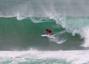Ricardo dos Santos, Vans World Cup of Surfing 2011, Sunset Beach, Hawaii. Foto: © ASP / Kirstin.