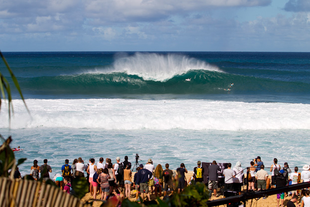 Billabong Pipe Masters 2011, Pipeline, Oahu, Hawaii. Foto: © ASP / Kirstin.