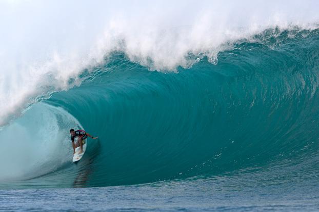 Ian Walsh, Billabong Pipe Masters 2011, Pipeline, Oahu, Hawaii. Foto: © ASP / Cestari.