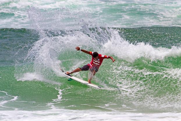 Marco Fernandez, Billabong World Junior 2011, Burleigh Heads, Gold Coast, Austrália. Foto: © ASP / Dunbar.
