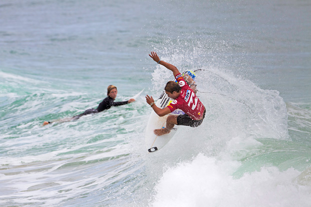 Caio Ibelli, Billabong World Junior 2011, Burleigh Heads, Gold Coast, Austrália. Foto: © ASP / Dunbar.