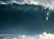 Dave Wassel, Jaws, Maui, Hawaii. Foto: Mike Neal / Billabong XXL.com.