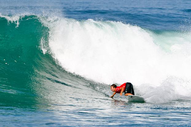 Caio Ibelli, Oakley World Pro Junior 2011, Keramas, Indonésia. Foto: Foto: © ASP / Robertson.
