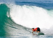 Caio Ibelli, Oakley World Pro Junior 2011, Keramas, Indonésia. Foto: © ASP / Robertson.