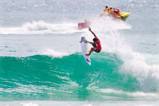 Filipe Toledo, Billabong World Junior 2011, Burleigh Heads, Gold Coast, Austrália. Foto: © ASP / Kirstin.