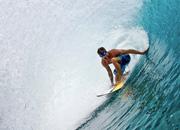 Bruce Irons, Teahupoo, Tahiti. Foto: Stab Magazine.
