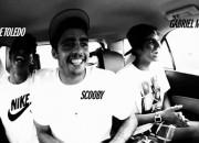 Filipe Toledo, Pedro Scooby e Gabriel Medina. Foto: Divulgação / Nike.