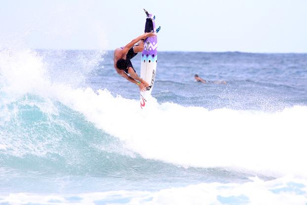 Gabriel Medina, North Shore, Oahu, Hawaii. Foto: Divulgação / Nike.