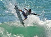 Peterson Crisanto, Breaka Burleigh Pro 2012, Burleigh Heads, Gold Coast, Austrália. Foto: © ASP / Robertson.