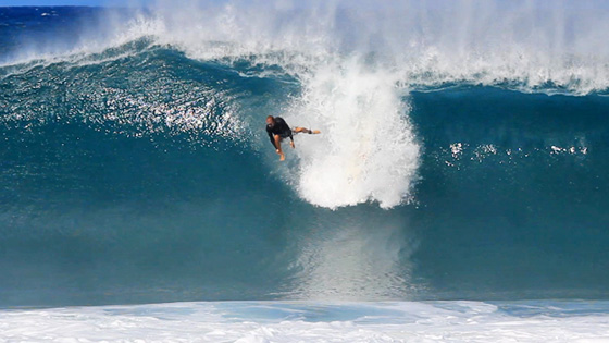 North Shore, Oahu, Hawaii. Frame: Paulo Kid / Soul Collective.
