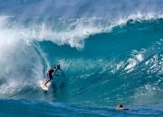 Wiggolly Dantas, North Shore, Oahu, Hawaii. Foto: Tiago Navas / Quiksilver.