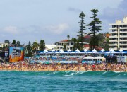 Australian Open of Surfing 2012, Manly Beach, Sydney, Austrália. Foto: Rod Owen / Owenphoto.com.au