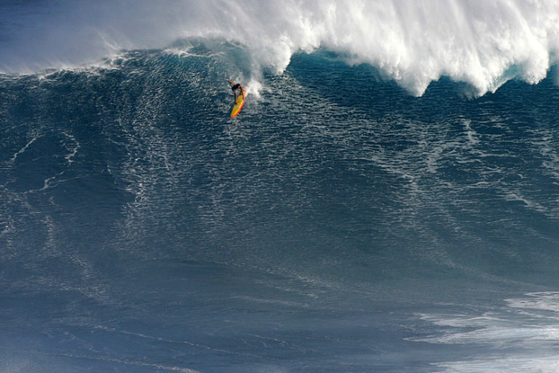 Danilo Couto, Jaws, Maui, Hawaii. Foto: Tracy Kraft / Billabong XXL.