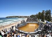 Australian Open of Surfing 2012, Manly Beach, Sydney, Austrália. Foto: Alex Marks / Bluesnapper.com.au