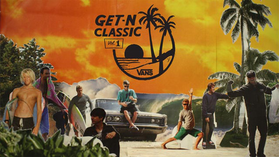 Vans Get-N Classic Series - Volume 1. Foto: Reprodução.