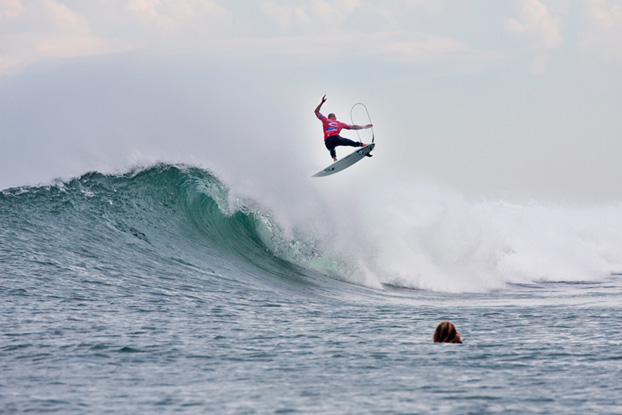 Kelly Slater, Rip Curl Pro 2012, Bells Beach, Austrália. Foto: © ASP / Kirstin.