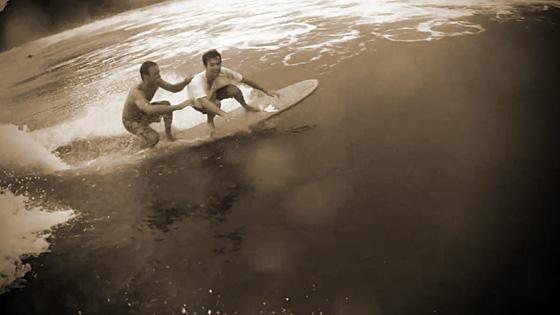 Junior e Caio Faria. Frame: Soul Collective.