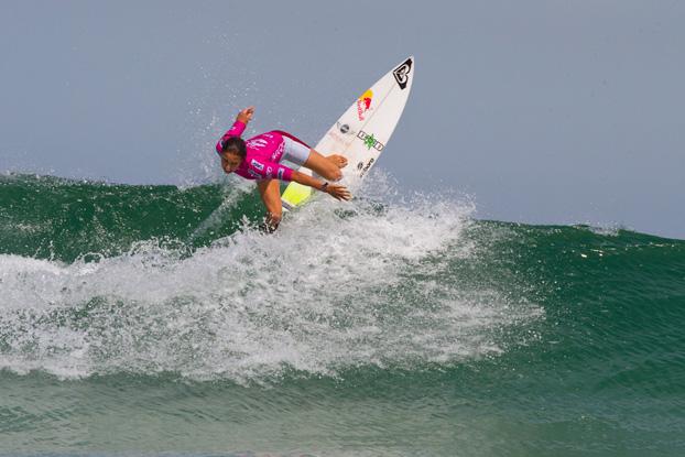 Sally Fitzgibbons, Billabong Rio Pro 2012, Arpoador, Rio de Janeiro (RJ). Foto: © ASP / Dunbar.