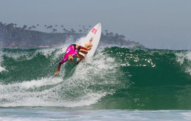 Stephanie Gilmore, Billabong Rio Pro 2012, Arpoador, Rio de Janeiro (RJ). Foto: © ASP / Dunbar.