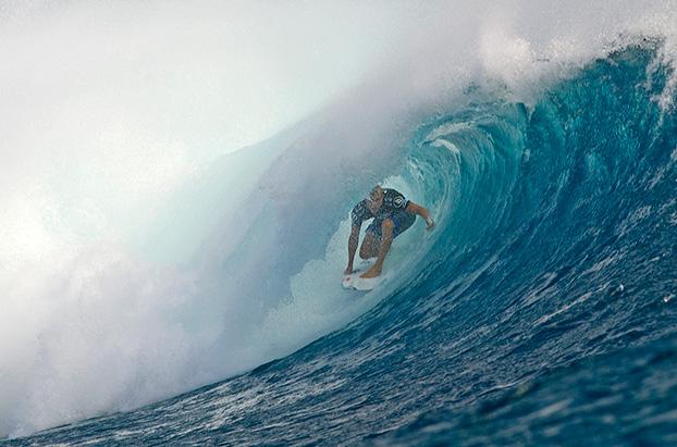 Mick Fanning, Volcom Fiji Pro 2012, Cloudbreak, Fiji. Foto: © ASP / Robertson.