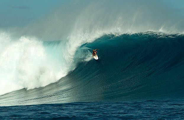 Adam Melling, Volcom Fiji Pro 2012, Cloudbreak, Fiji. Foto: © ASP / Robertson.