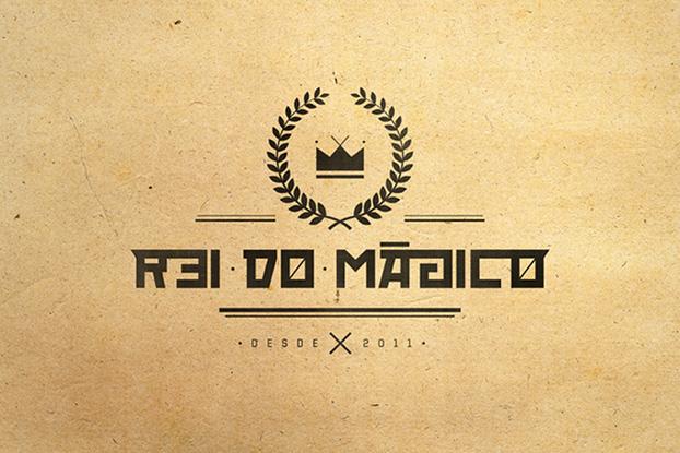 Cartaz do Rei do Mágico 2012. Foto: Reprodução.