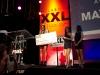 Maya Gabeira, Premiação Billabong XXL 2012, Califórnia, EUA. Foto: Michael Kahl / BillabonXXL.com.