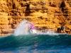 Julian Wilson, Rip Curl Pro 2012, Bells Beach, Austrália. Foto: © ASP / Kirstin.