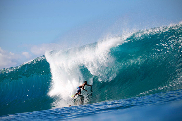 Wiggolly Dantas, North Shore, Oahu, Hawaii. Foto: Sebastian Rojas / Quiksilver.
