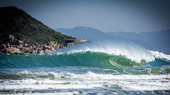 Naufragados, Florianópolis (SC). Foto: Cadu Fagundes.