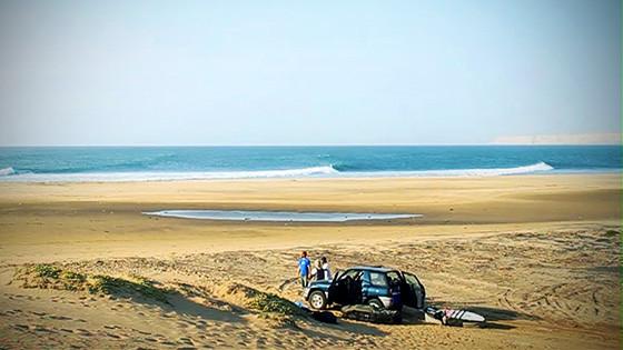 Cena do filme Under Desert Sun, Angola. Foto: Reprodução.